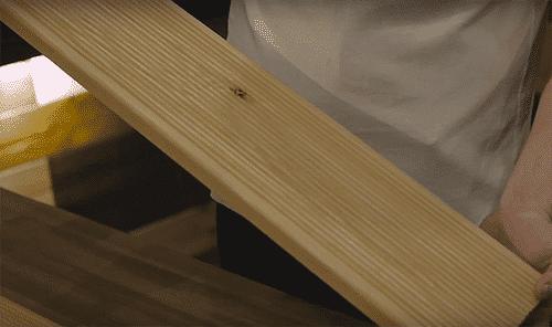 в чем преимущества террасной доски